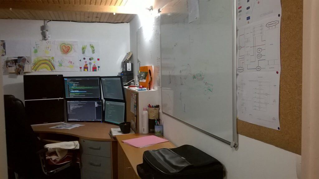 My Old Office