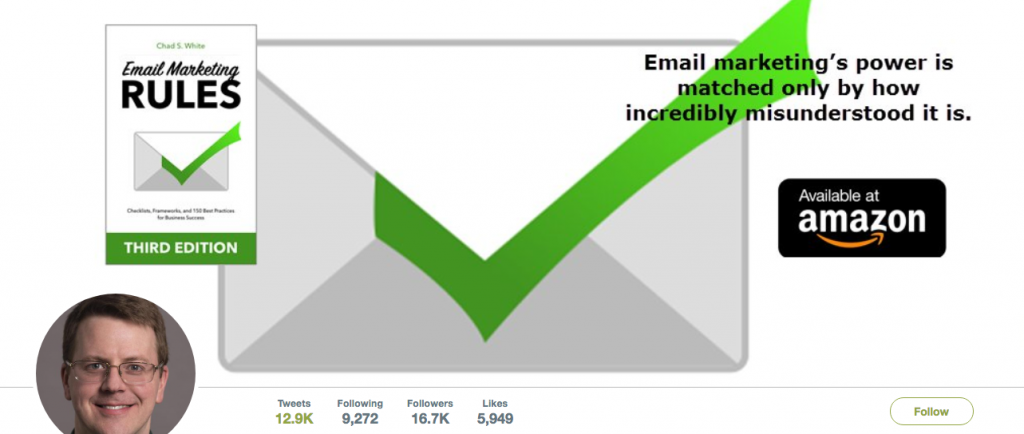 Email Marketing Gurus To Follow On Twitter