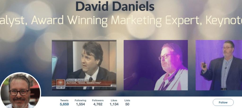 David Daniels