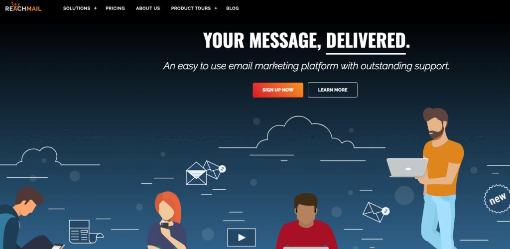 Reach Mail