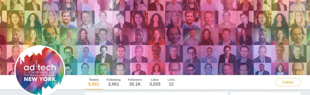 ad:tech - Twitter