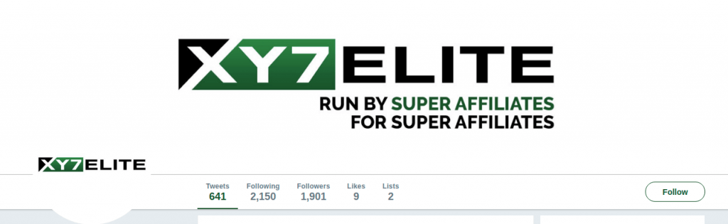 XY7 - Twitter