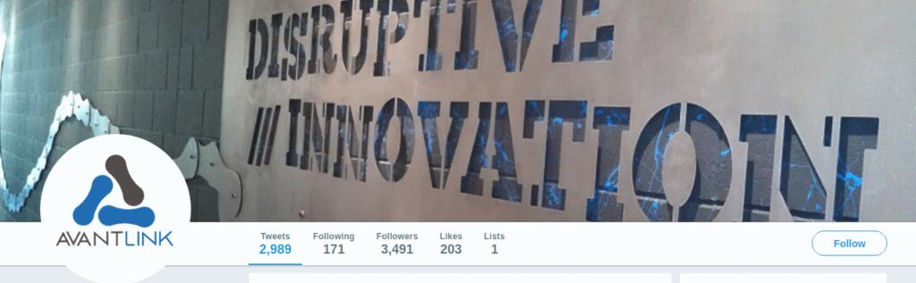 AvantLink - Twitter