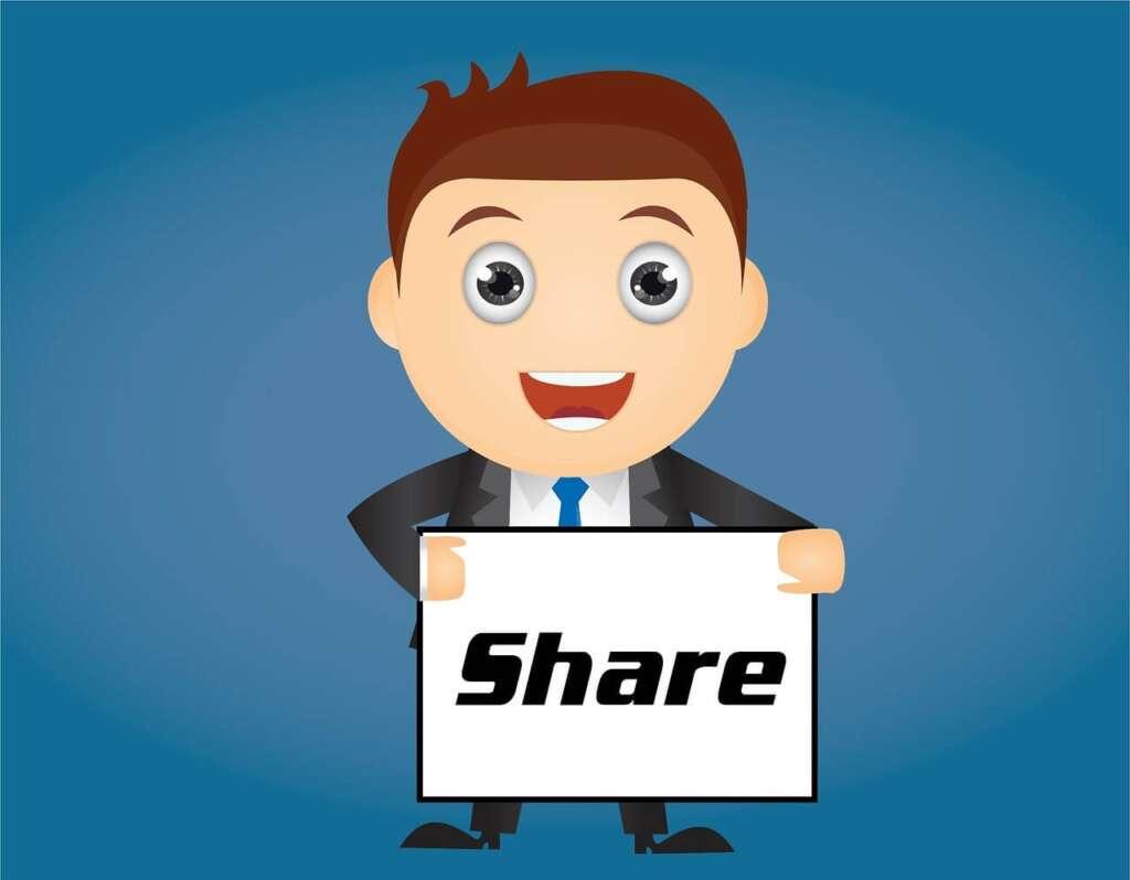 Share More Often