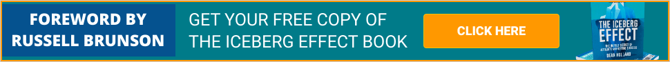 The Iceberg Effect Book Offer